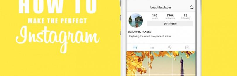 Встречают по одежке, или красивое оформление профиля в Инстаграм