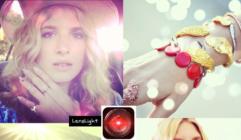 приложения для обработки фото для инстаграм LensLight