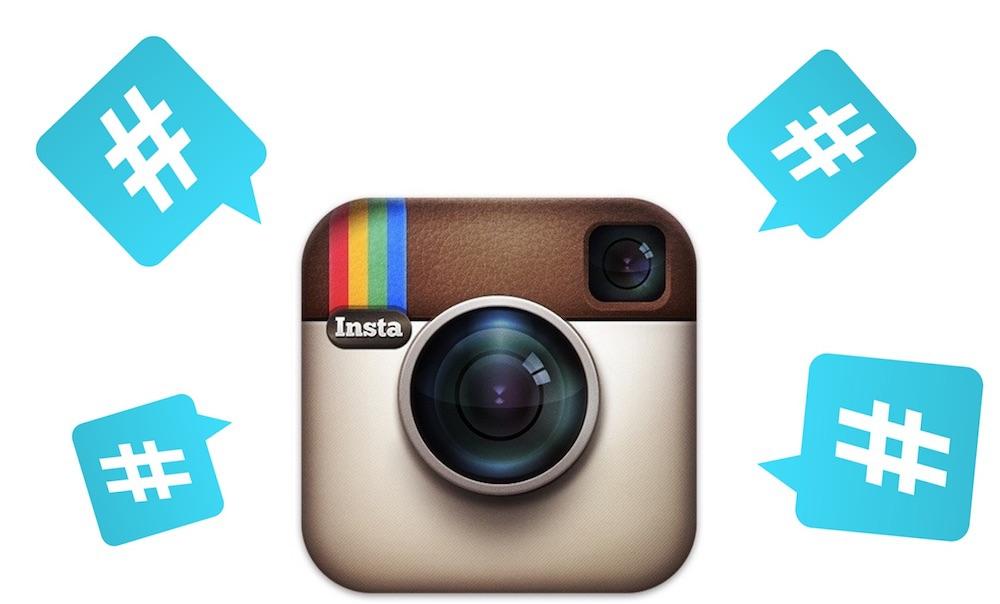 использование хештегов в instagram для повышения активности